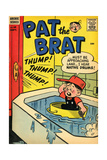 Archie Comics Retro: Pat the Brat Comic Book Cover No.16 (Aged) Art