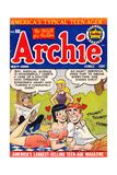 Archie Comics Retro: Archie Comic Book Cover No.68 (Aged) Print