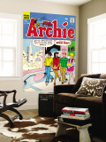 Archie Comics Retro: Archie Comic Book Cover No.196 (Aged) Wall Mural
