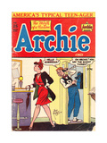Archie Comics Retro: Archie Comic Book Cover No.25 (Aged) Posters by Al Fagaly