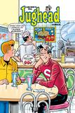 Archie Comics Cover: Jughead No.198 Pop's Super Burger Plakater av Rex Lindsey