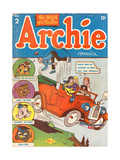 Archie Comics Retro: Archie Comic Book Cover 2 (Aged) Prints by Bob Montana
