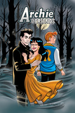 Archie Comics Cover: Archie &amp; Friends 146 Twilite Part 1 Print by Bill Galvan