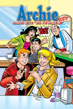 Archie Comics Cover: Archie 603 Archie Marries Betty: Will You Marry Me Poster by Stan Goldberg