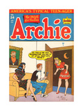 Archie Comics Retro: Archie Comic Book Cover 24 (Aged) Prints by Al Fagaly