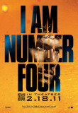 I Am Number Four Masterprint