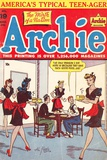 Archie Comics Retro: Archie Comic Book Cover 19 (Aged) Prints by Al Fagaly
