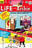 Archie Comics Retro: Life with Archie Comic Book Cover No.45 (Aged) Prints