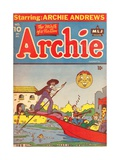 Archie Comics Retro: Archie Comic Book Cover 10 (Aged) Posters by Harry Sahle