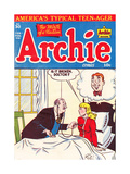 Archie Comics Retro: Archie Comic Book Cover 30 (Aged) Poster by Al Fagaly