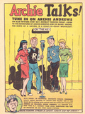 Archie Comics Retro: Archie Talks! Radio Broadcast Advertisement (Aged) Posters