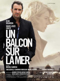 Un balcon sur la mer Affiches