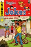 Archie Comics Retro: Reggie's Jokes Comic Book Cover No.7 (Aged) Prints