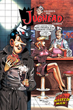 Archie Comics Cover: Jughead No.202 Jughead Jones: Semi-Private Eye Pt 1 The Thin Malted Man Print by Rex Lindsey
