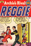 Archie Comics Retro: Archie's Rival Reggie Comic Book Cover No.1 (Aged) Prints