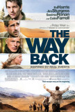 The Way Back Lámina maestra