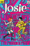 Archie Comics Retro: Josie Comic Book Cover 34 (Aged) Print by Dan DeCarlo
