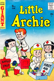 Archie Comics Retro: Little Archie Comic Book Cover No.5 (Aged) Posters by Bob Bolling