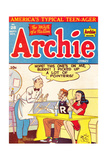 Archie Comics Retro: Archie Comic Book Cover No.28 (Aged) Art by Al Fagaly