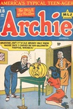 Archie Comics Retro: Archie Comic Book Cover 18 (Aged) Prints by Al Fagaly
