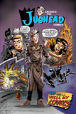 Archie Comics Cover: Jughead 203 Jughead Jones: Semi-Private Eye Pt 2 Well, Well My Lovely Prints by Rex Lindsey