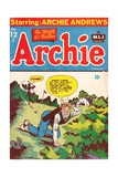 Archie Comics Retro: Archie Comic Book Cover 12 (Aged) Kunstdrucke von Bill Vigoda