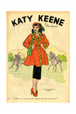 Archie Comics Retro: Katy Keene Pin-Up (Aged) Kunstdrucke von Bill Woggon