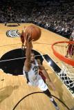 Cleveland Cavaliers  v San Antonio Spurs: Tim Duncan Photographic Print by D. Clarke Evans