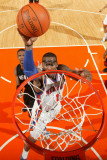 Miami Heat v New York Knicks: Amar'e Stoudemire and Chris Bosh Photographic Print by Nathaniel S. Butler