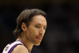 Portland Trail Blazers v Phoenix Suns: Steve Nash Photographic Print by Christian 
