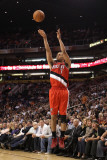 Portland Trail Blazers v Phoenix Suns: Brandon Roy Photographic Print by Christian