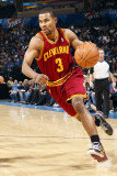 Cleveland Cavaliers  v Oklahoma City Thunder: Ramon Sessions Photographic Print by Layne Murdoch