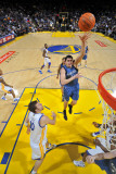 Minnesota Timberwolves v Golden State Warriors: Darco Milicic Photographic Print by Rocky Widner