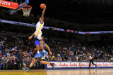 Minnesota Timberwolves v Golden State Warriors: Dorell Wright Photographic Print by Rocky Widner