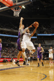 Phoenix Suns v Charlotte Bobcats: D.J. Augustin Photographic Print by Kent Smith