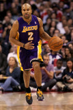 Los Angeles Lakers v Los Angeles Clippers: Derek Fisher Photographic Print by  Stephen