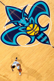 Detroit Pistons v New Orleans Hornets: Willie Green Photographic Print by Chris