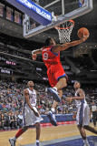 Philadelphia 76ers v New Jersey Nets: Andre Iguodala Photographic Print by David Dow