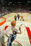 Memphis Grizzlies v Houston Rockets: Marc Gasol Photographic Print by Bill Baptist