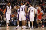 Chicago Bulls v Phoenix Suns: Hakim Warrick Photographic Print by Christian Petersen