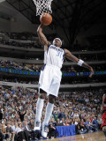 Portland Trail Blazers v Dallas Mavericks: Jason Terry Photographic Print by Glenn James