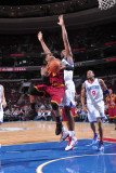 Cleveland Cavaliers  v Philadelphia 76ers: Mo Williams Photographic Print by David Dow