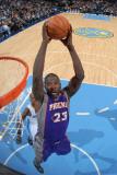 Phoenix Suns v Denver Nuggets: Jason Richardson Photographic Print by Garrett Ellwood