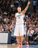 Milwaukee Bucks v Denver Nuggets: Chris Andersen Photographic Print by Garrett Ellwood