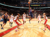 Atlanta Hawks v Toronto Raptors: Jamal Crawford Photographic Print by Ron Turenne