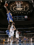 Golden State Warriors v Dallas Mavericks: Dorrell Wright Photographic Print by Glenn James