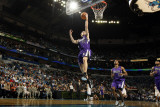 Sacramento Kings v New Orleans Hornets: Beno Udrih Photographic Print by Layne Murdoch