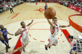 Sacramento Kings v Houston Rockets: Kevin Martin Photographic Print by Bill Baptist