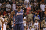 Charlotte Bobcats v Miami Heat: Stephen Jackson Photographic Print by Mike Ehrmann