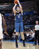 Minnesota Timberwolves v Oklahoma City Thunder: Kevin Love Photographic Print by Layne Murdoch